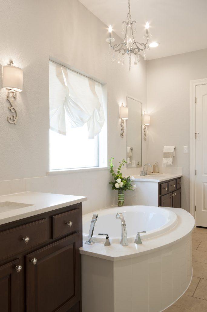 portfolio: beautiful master bathroom. You are here: Home / portfolio: beautiful master bathroom